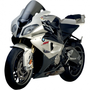 Zero Gravity Corsa Windscreen - Smoke - S1000RR
