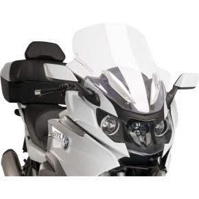 PUIG Race Windscreen - Clear - Tour - BMW