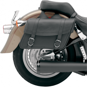 Saddlemen Highwayman Slant-style Saddlebags - Jumbo
