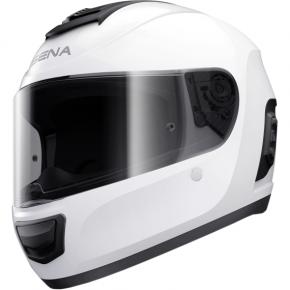 Sena Momentum Lite Helmet  - Momentum Lite Helmet - White - XS