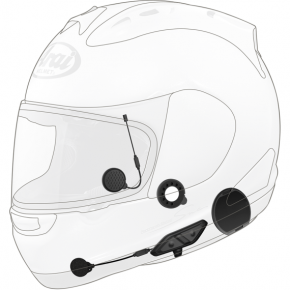 Sena 10U Communication System - Arai Full Face