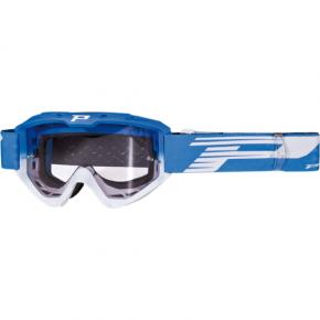 3450 Riot Goggles - Light Blue/White - Light Sensitive