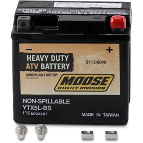 Moose Racing AGM Battery - YTX5L