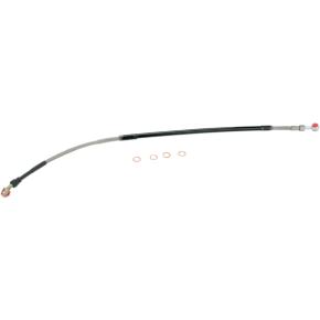 Moose Racing Stainless Steel Brake Line - DR-Z 400 SM