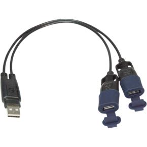 USB Y-Splitter