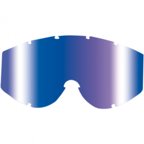 Goggle Lens - Blue Multilayered Mirror