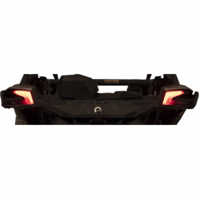 Moose Racing LED Tail Lights - Can-Am X3 - Black