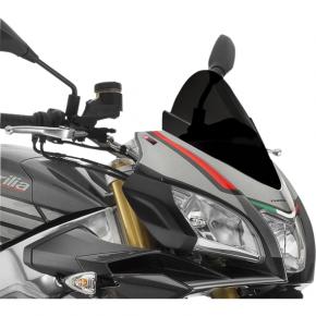 PUIG Race Windscreen - Black - Tuono