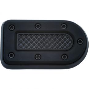 Kuryakyn Brake Pedal Pad - Black - FX