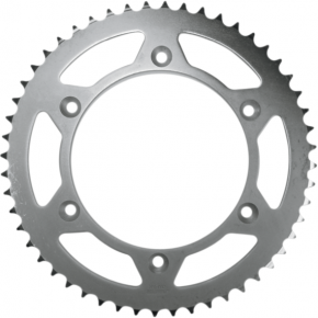Sunstar Sprockets Steel Rear Sprocket - 52-Tooth - Yamaha