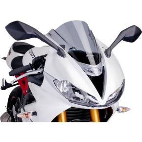 PUIG Race Windscreen -  Smoke - Triumph