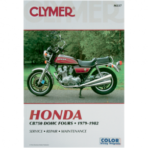 Clymer Manual - Honda CB750 DOHC