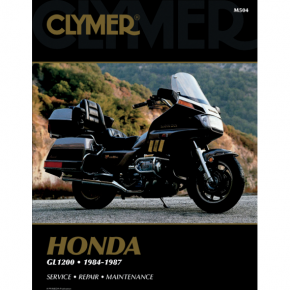 Clymer Manual - Honda GL1200