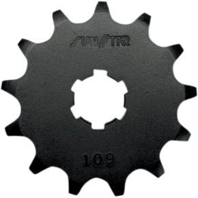 Sunstar Sprockets Counter-Shaft Sprocket - 15-Tooth - Kawasaki/Suzuki