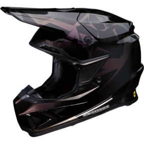 Moose Racing F.I. Agroid Helmet - MIPS - Iridescent - Medium