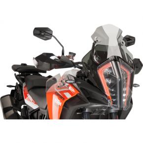 PUIG Race Windscreen - Smoke - KTM