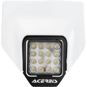Acerbis VSL Headlight - White