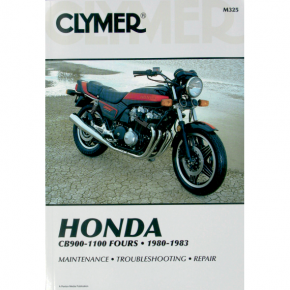 Clymer Manual - Honda CB900-CB1100