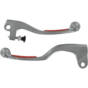 Moose Racing Red Competition Lever Set for CR/XR
