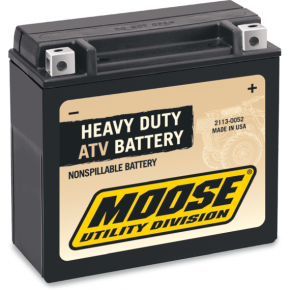 Moose Racing AGM Battery - YTX20HL
