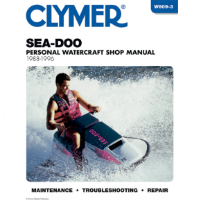 Clymer Manual - Sea-Doo