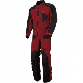 Moose Racing XCR™ Jacket - Maroon/Black - XL