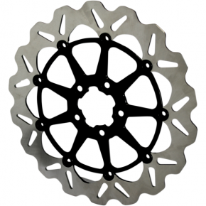"""Galfer Braking Wave® Rotor - Black - 12.5"""""""