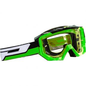 3200 Goggles - Green - Light Sensitive