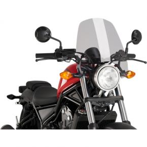 PUIG New Generation Windscreen - Smoke - Rebel 500
