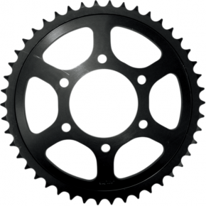 Sunstar Sprockets Steel Rear Sprocket - 46-Tooth - Kawasaki