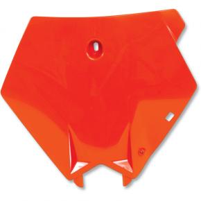 Acerbis Number Plate - KTM 2/4T 03 - Orange