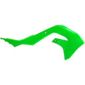 Acerbis Radiator Shroud - Fluorescent Green