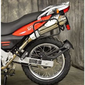 Happy Trails Products Happy Trails SL Side Rack G650GS F650GS Single Dakar Sertao