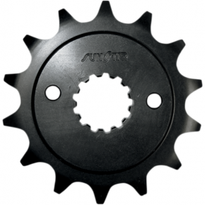 Sunstar Sprockets Front Counter-Shaft Sprocket - 15-Tooth - Kawasaki/Suzuki