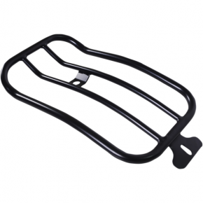 Motherwell Luggage Rack - Matte Black - FXLR