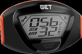 Settable SOS Alarm/Wireless Hourmeter