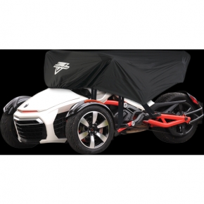 Half Cover - Spyder RS/ST/F3