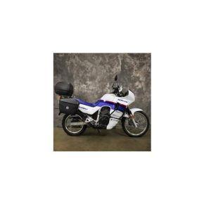 GIVI USA Motorcycle Accessories E22 GIVI Luggage Kit Honda Transalp XL600V