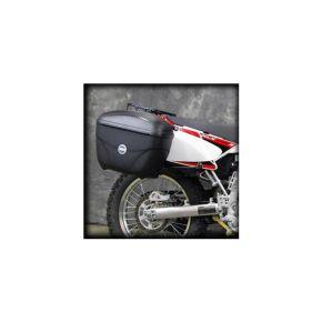 GIVI USA Motorcycle Accessories E22 GIVI Luggage Kit Kawasaki KLX250S 2009+