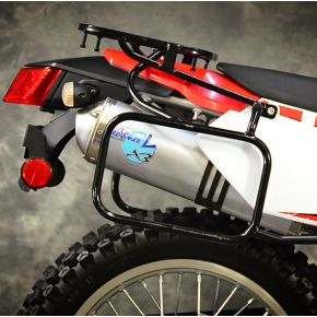 Happy Trails Products Happy Trails SL Side Rack Kawasaki Fits 2009+ KLX250S & KLX®300-Current