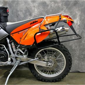 Happy Trails Products Happy Trails SU Side Rack  KTM 640 Adventure R 2000+