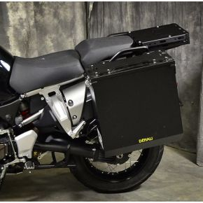 Happy Trails Products Aluminum Pannier Kit DENALI  - Yamaha Super Tenere