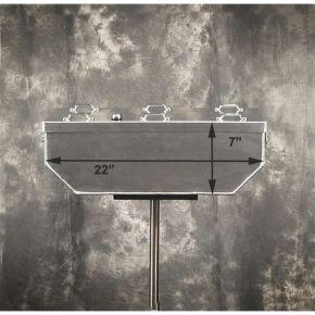 Happy Trails Products Triumph Tiger 800/XC Aluminum Top Box 33 Liters