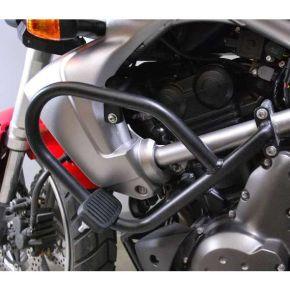 Happy Trails Products Black Engine Guard Kawasaki Versys