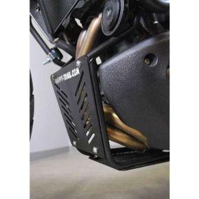 Happy Trails Products Black Skid Plate Kawasaki Versys