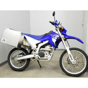 Happy Trails Products Aluminum Pannier Kit TETON Yamaha WR250R