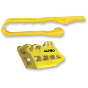 Acerbis 2.0 Chain Guide And Slide Kits RMZ250 10-16, RMZ450 07, 10-16