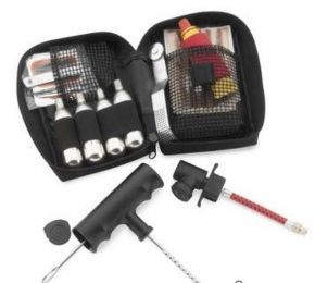 Bikemaster BikeMaster Tire and Tube Flat Repair Kit