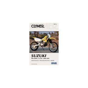 Clymer Clymer Manual - Suzuki DRZ400E/S/SM