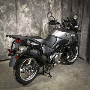Happy Trails Products Happy Trails SU Side Rack Suzuki DL650 V-Strom (2004-'11)